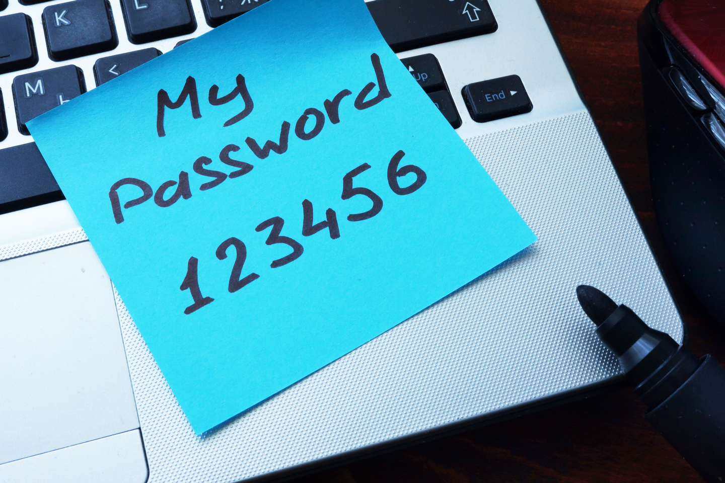 The 25 worst online passwords