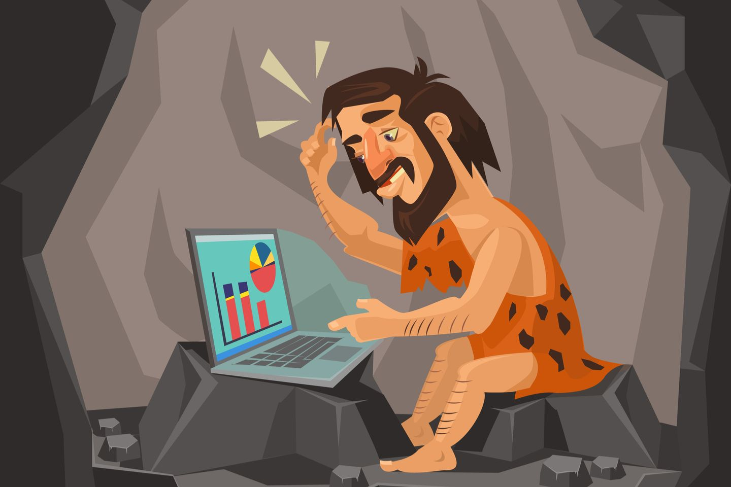 Website Stuck In The Stone Age?
